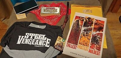 Steel Vengeance Ultimate Collectors Package