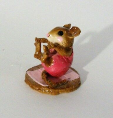 Wee Forest Folk Roly-Poly  - Hot Pink - w/Box