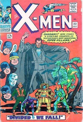 X-Men #22   MARVEL SILVER AGE-STAN LEE-NO RESERVE