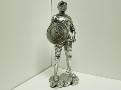 "Medieval Knight 13"" Resin Statue/Figurine"