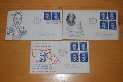 Weeda Canada 393 Cacheted FDCs, lot of First Day Covers