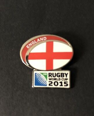 England World Cup 2015 Rugby Union Badge