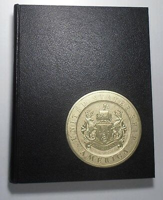 ☆ USS AMERICA CVA-66 Maiden Cruise Year Log 1965-66 Navy ☆ Vietnam Era