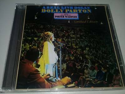 Dolly Parton The Real Live -  rare cd limited edition + 4
