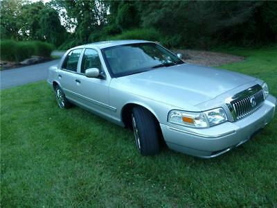 2007 Grand Marquis GS 2007 Mercury Grand Marquis GS Only 54k No reserve