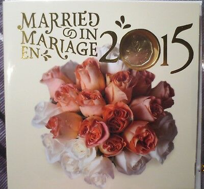 Married In 2015 6 Coin Set With Special Loonie