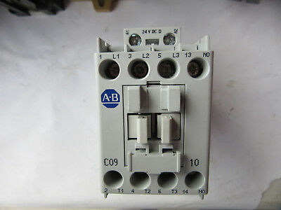 Allen Bradley 100-C09D* Contactor 24VDC Coil NEW!!! Free Shipping