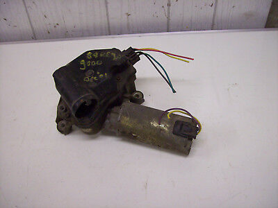 1894 To 87 Buick Regal Grand National T Type Winshield Wiper Motor W Delay