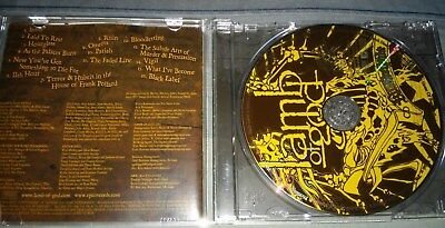 Killadelphia [PA] by Lamb of God (CD, Dec-2005, Epic)-complete-very good cond.
