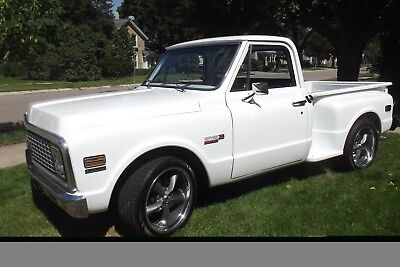 1972 Chevrolet C-10 Cheyenne super 1972 Chevrolet Cheyenne Super 10 Stepside Shortbed