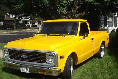 1972 Chevrolet C-10 C10 1972 Chevy Stepside shortbox Truck
