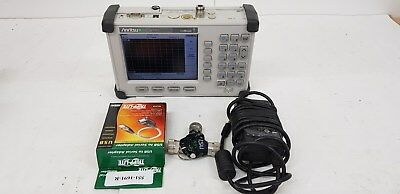 Anritsu Cable and Antenna Analyzer S331D opt. 03  with including Accessory
