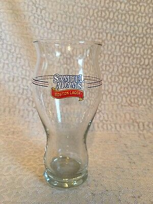 Samuel Sam Adams Boston Lager Sensory Pint Beer Glass Love of Beer 22 oz.