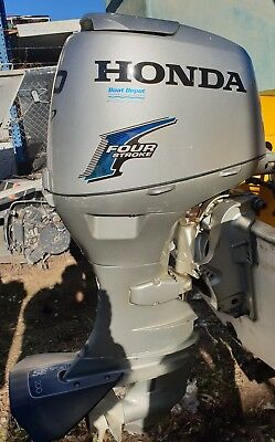 40hp honda 4 stroke Outboard Motor Great Working Condition
