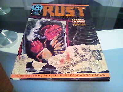 RUST #1 McFarlane 1st Appearance SPAWN Special Limited Edition Adventure Comics