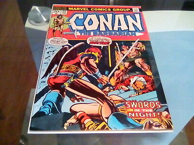 Conan the Barbarian #23 (Marvel 1972) 1st Red Sonja! Signed by Roy Thomas!