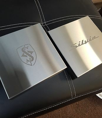 S14/S15 Stainless Fuse Box Covers! 200sx 240sx SR20 Silvia