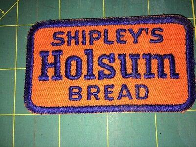 Vintage Shipley's Holsum Bread Advertising Patch(50S-60S)