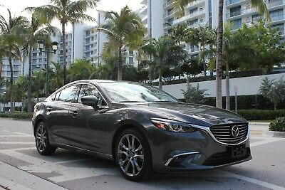 2017 Mazda Mazda6 Grand Touring  Loaded ,  leather, Camera, Navi and Mazda 6  Grand Touring ,Navi, leather, Camera, bose, and more! only 11kmiles
