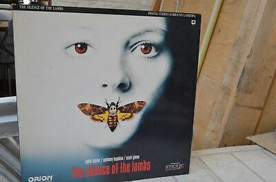 The Silence of the Lambs - Anthony Hopkins - Jodie Foster - mmoetwil@hotmail.com