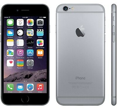 APPLE IPHONE 6S 2gb 64gb Unlocked Dual Core Face Detection Ios 12 4g Smartphone