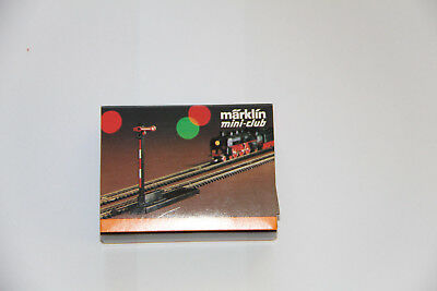 Märklin mini-club Z 8940 Form-Hauptsignal FW4252A