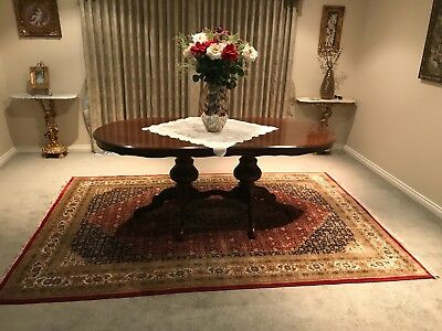 Persian Hand Made Wool Rug Retail $5,500