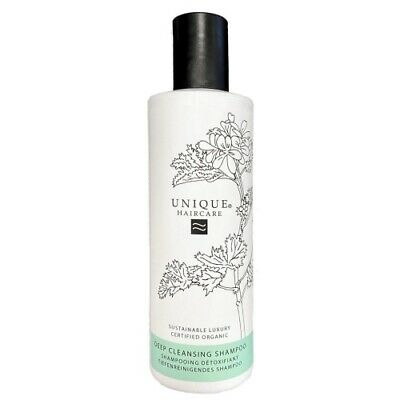 UNIQUE Haircare Tiefenreinigendes Shampoo 250 ml