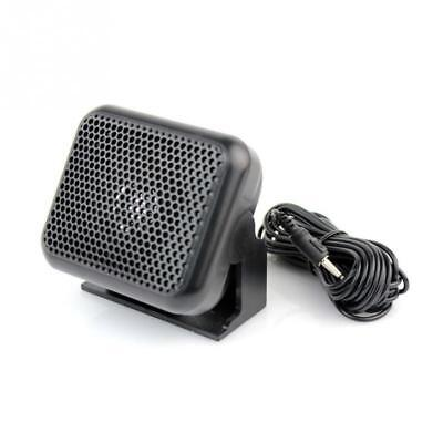 Mini External Speaker NSP-100 For Yaesu For Kenwood For ICOM For Motorola H M6E8