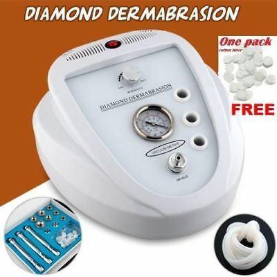 Diamond Dermabrasion Machine Microdermabrasion System Health Beauty Clean Skin A