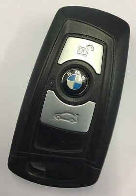 +A58++ New For BMW 3 5 X series 3 BUTTON REMOTE KEY case with blank blade HU92R