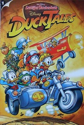 Duck Tales, Band 1