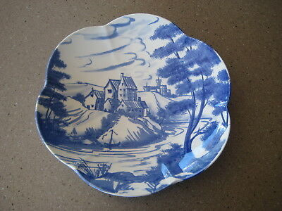 SPODE  plate delftware collection