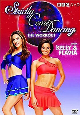STRICTLY COME DANCING WORKOUT KELLY BROOK FLAVIA CACACE DVD Reality TV UK New