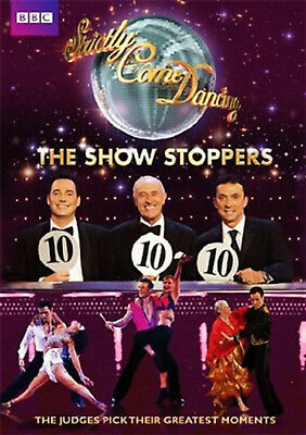 STRICTLY COME DANCING THE SHOW STOPPER DVD Reality TV UK Release New R2