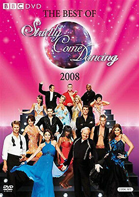 STRICTLY COME DANCING THE BEST OF 2008 DVD Reality TV Original UK Release New R2