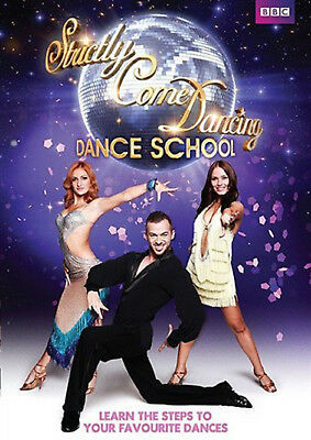 STRICTLY COME DANCING DANCE SCHOOL DVD Reality TV Original UK Release New R2