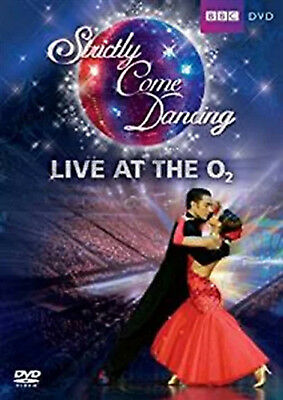 STRICTLY COME DANCING LIVE AT THE O2 2009 DVD Darren Bennett  Reality TV UK New