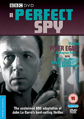 A PERFECT SPY COMPLETE COLLECTION DVD Peter Egan Ray McAnally UK Release New R2