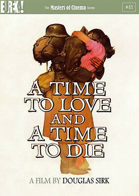 A TIME TO LOVE AND A TIME TO DIE DVD Keenan Wynn Lilo Pulver UK Release New R2