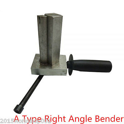 Metal Letters Bender Bending Tools for Iron Letters, A Type Right Angle Bender