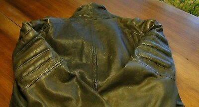 Herren 100% Leder Jacke gr. XL Gipsy  International Fashion Mauritius