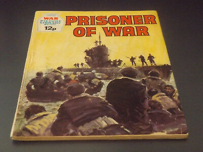 WAR PICTURE LIBRARY NO 1375!,dated 1977!,GOOD for age,great 41!YEAR OLD issue.