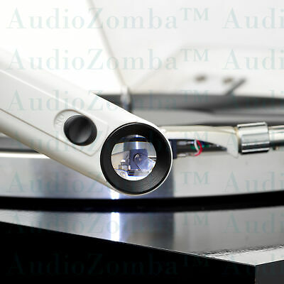 Vinyl Microscope Stylus Inspection Tool 40 X Magnification 2 X Bright Led's
