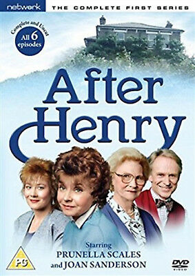 AFTER HENRY COMPLETE SERIES 1 DVD First Season Prunella Scales Joan UK New R2