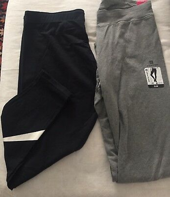 Lotto Stock 2 Pantaloni Leggins Donna Nike