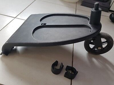 Bugaboo wheeled buggy board plus adapters for bugaboo cameleon 1,2,3