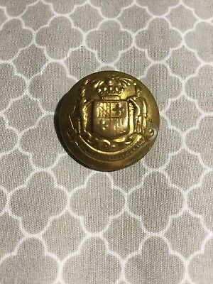 Estate Find - Maryland State Seal  button - Waterbury