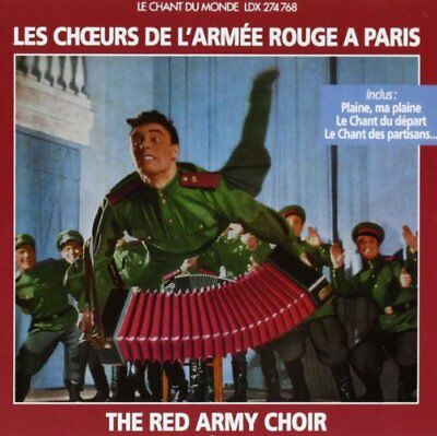 Red Army Choir - The Red Army Choir [CD]