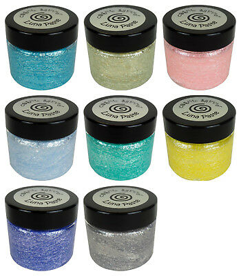Cosmic Shimmer Luna Paste - Stellar Colours -  50ml - Creative Expressions - NEW